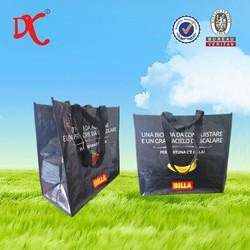 2015 china manufacturing custom printed plastic shopping bag