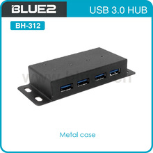 OEM USB 3.0 HUB with 4 ports and metal case