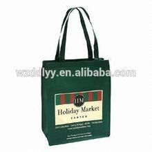 Supplier new design nonwoven plastic shopping bag