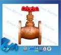 클래스 150 청동 sdnr 정지 밸브 글로브 체크 밸브 jis 해양 밸브