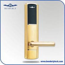 Bendely tech Hotel Security Access control RFID hotel lock wholesale /distribute /agent