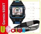 Genuine Garmin Forerunner 920XT & Heart Rate Monitor Watch - Black / Blue