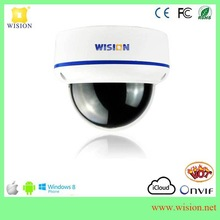 Outdoor Bullet IP Camera, P2P 720P Wireless Megapixel IP Camera Waterproof Support Two Way Audio, POE