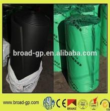 black nitrile rubber foam insulation sheet
