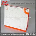 a medida de alta calidad 2014 calendario de pared