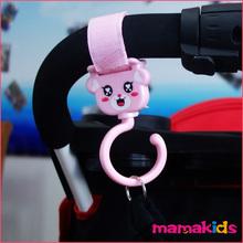 European style lovely baby heavy duty stroller rotary hook