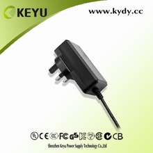3 pin charger,5v 3a power adapter,5v power supply