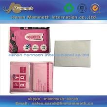 sterilized sanitary cushion quick dissolving paper toilet seat cover