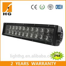 HG-8628--500 watt high power led 4x4 led lights 500w offroad 500watt led bar