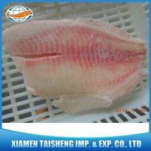 Frozen Tilapia Fillet Red Meat
