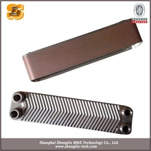 plate heat exchanger applications used for heat pump