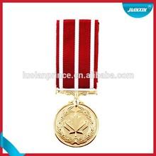 JX-140661 High Quality Good Price Decorative iron cross medal