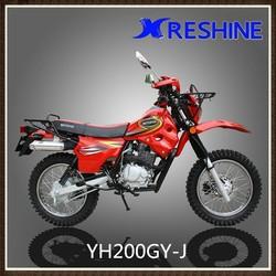 Kick Start cheap dirt bike motocicletas 200cc