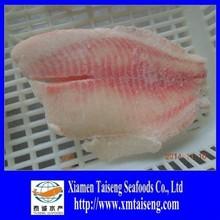 Frozen Tilapia Fillet Red Meat