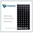 ooi solar panel production line