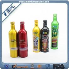 137ml aluminum wine bottle for ky