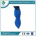 Chuva anti slip de plástico descartável bota covers