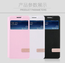 USAMS Brand Muge Series Ultra Thin PU Leather Case For Samsung Galaxy Grand Prime G530 MT-2740