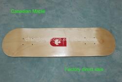 China wholesale longboard blank skateboard