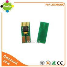 Alibaba china Cheapest for lexmark 203 toner cartridge chip