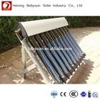 2015 pressurized heat pipe mini solar collector, solar water heater
