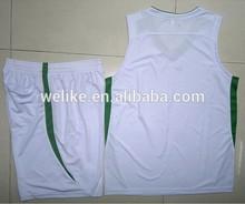 China manufacturer cheap basketball wear ,basketball jerseys,basketball shirt for team
