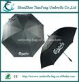 Meilleur nouveau design de luxe parapluie de golf personnalisés différents d'impression couleur de l'écran