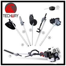 52CC 7in1 gasoline brush cutter;hydraulic metal cutter