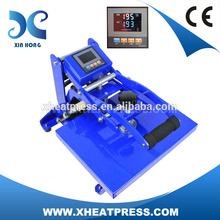 HP230A Small heat press machine for dog mats