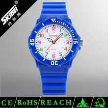 SKMEI New Products!!Kids Size Electronic Watch Silicones All Colors