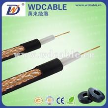 Coaxial Cable RG6-for Satellite LNB/ Satellite Dish/ Satellite Receiver