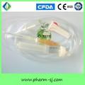 China fornecedor de transfusão de sangue Set / equipamentos de transfusão de sangue