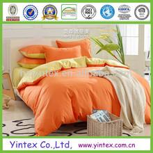 1500TC Wrinkle Free 90gsm 100% Polyester Microfiber Brush Bed Sheet Set