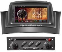 Hot selling Andriod Car DVD CAR GPS Car Navigation for Renault Megane 2 fluence(2002-2008)