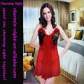 Lencería de leopardo sexy erótica para mujer madura 701#