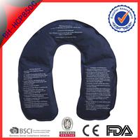 Nylon reusable gel hot cold pack for shoulder