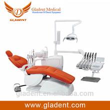 Foshan Gladent Memory Foam Cushions Chairs endoscope system dental unit