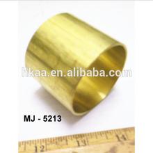 manufacturing all size of metal sleeve bushing,brass bushing sleeve