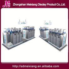 files display stand MX3844 acrylic floor standing poster display