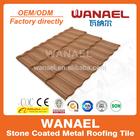 Long Span Steel Clip Lock Profile Heat Proor Rubber Roof Sheet