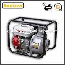 2 inch 50mm Aodisen GP80, 168F 5.5hp GX160 honda engine, 163cc, hand start, CE ISO SONCAP, portable small gasoline water pump