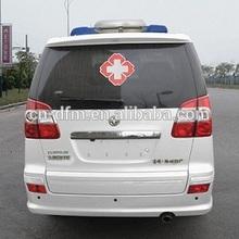 China Manufacturer diesel ambulance