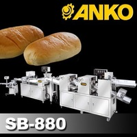Anko Small Scale Mixing Making Commercial Gluten Free Bread Machine