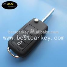 Topbest For the new Jetta Tiguan Golf Bora, vw polo key, 433MHz 5K0 959 753 AB VW keys