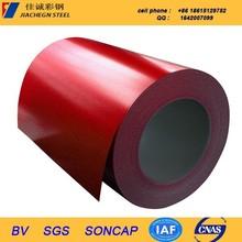 Prepainted Gi Steel Coil/ PPGI/ PPGL manufacturer full hard material
