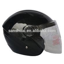 Sunshine chinese motorcycles helmet,open face helmet,motocross helmet with visor