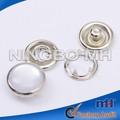 A presión de Metal anillo de botones
