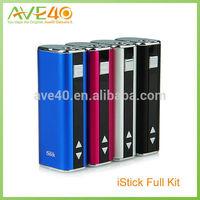 2014 newest 20w OLED 2200mah Battery Box Mod istick mod E Cigarette vaporizer istick usb