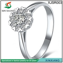 china supplier offer diamond engagement ring