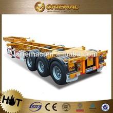 Haute qualité personnalisé feuille remorque fabricant best - vente remorques de camions, Camion remorque utilisé pour vente allemagne